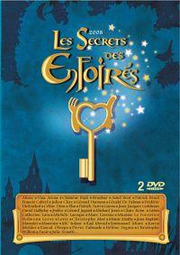 Cover Les Enfoirés - 2008: Les secrets des Enfoirés [DVD]